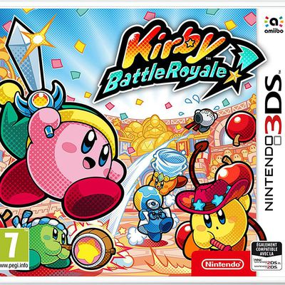 Kirby Battle Royale [3DS]