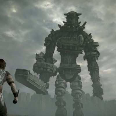 Sadow of the Colossus remaster
