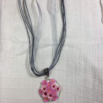 Collier Tendresse Rose