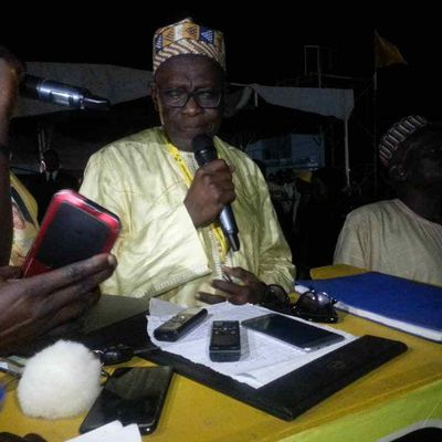 """""""Barrow Gives Himself Red Card"""" Ex-Minister Sanneh"""