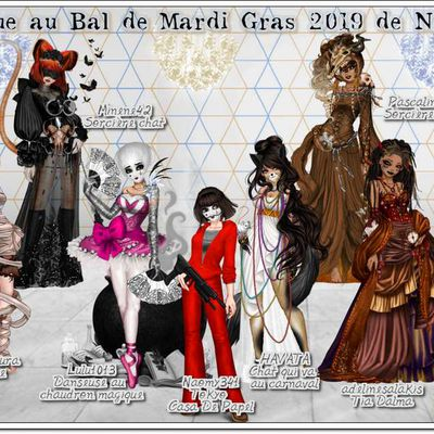 ~ Mardi Gras ~