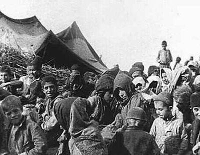 Réfugiés d'hier et d'aujourd'hui : Le drame des réfugiés grecs de 1922