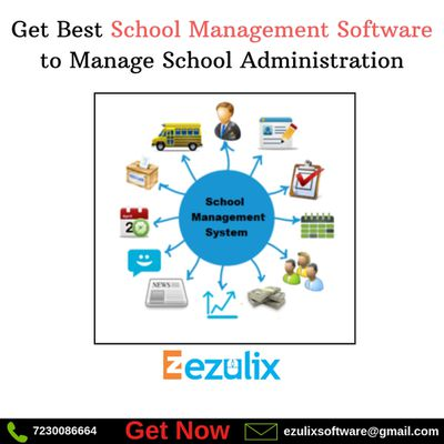 Get Best School Management Software System for Your School Here