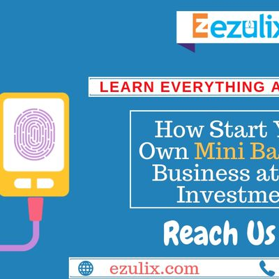 Best Aadhaar Enabled Payment System Software | Mini Banking Business