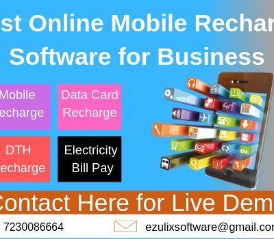 Get Best Online Mobile Recharge Software for Business at Low Price