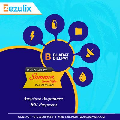 Save 20% On Best Bharat Bill Payment System for Bill Pay Service