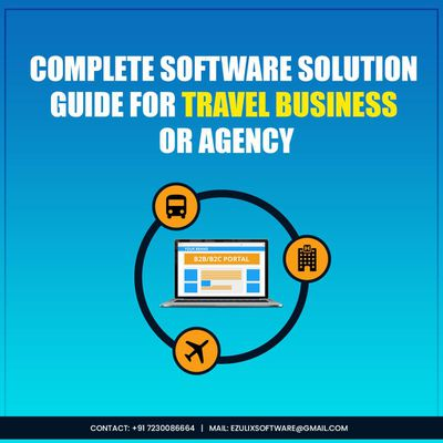 Get Best Software Guide for Travel Business or Agency