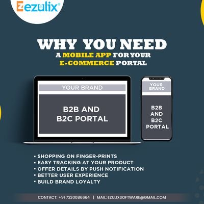 Why You Need a Mobile App for Your E-Commerce Portal?