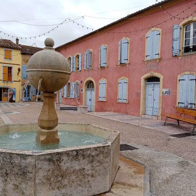 Un petit tour à la cité des arts au Carla Bayle Ariège