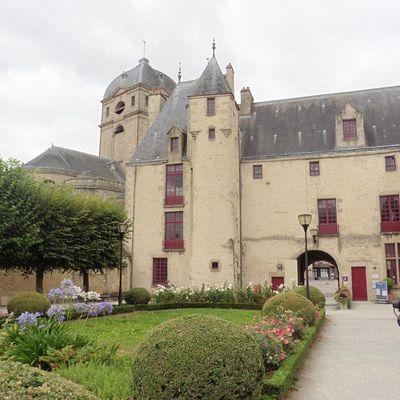 De Fougères au Perche - Sur la Véloscénie : Etape 6 - La Roche-Mabile/Semallé - 53,3 km - AR