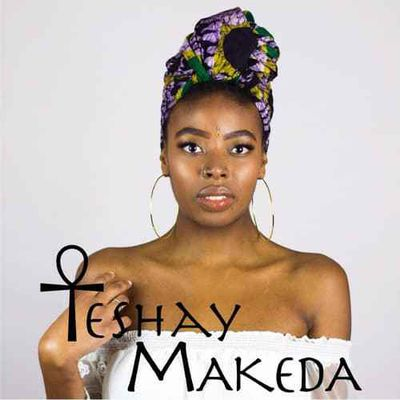 TESHAY MAKEDA Queen of the Sun root soul Artist