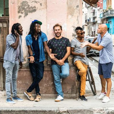 Que Vola? Cuban-French Jazz band debut album out soon!