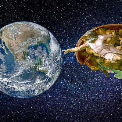 Attaquons nous à la bible - La Genèse / Chapitre 1 : de la création de la Terre à l'Homme