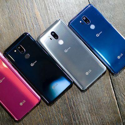 LG G8 ThinQ sẽ được ra mắt tại MWC 2019