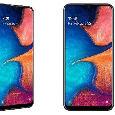 Samsung Galaxy A20 ra mắt: Màn hình 6.4 inch, pin 4.000mAh, camera kép
