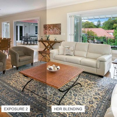 HDR Photo Blending: The Key To Enhance Real Estate Images!