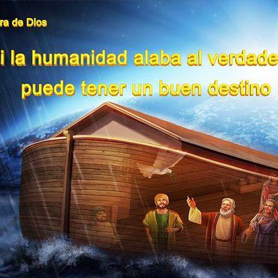 Música cristiana   Sólo si la humanidad alaba al verdadero Dios puede tener un buen destino