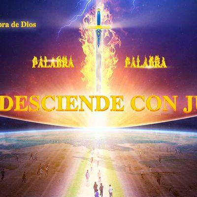 """La mejor música cristiana 2018   """"Dios desciende con juicio"""" El Señor ya ha venido"""