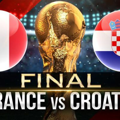 France vs Croatia, World Cup 2018 final: What time does the game kick-off today