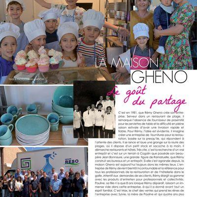 Maison GHENO...le goût du partage !