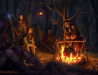 La guilde de Harken