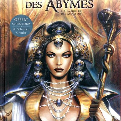 La cathédrale des Abymes, vol. 2, la guilde des assassins