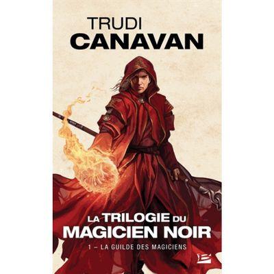 Le magicien noir de Trudi Canavan, éditions Bragelonne, Tome 1 « la guilde de magie ».