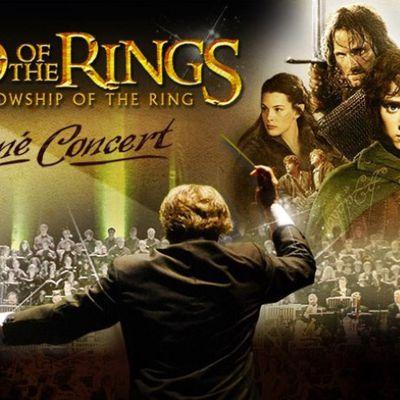 Le seigneur des anneaux, musique de Howard Shore