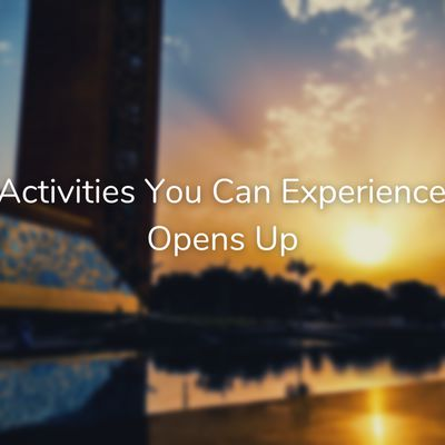 5 Unique Activities You Can Experience As Dubai Opens Up