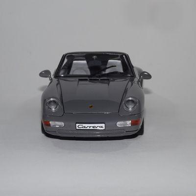 Porsche Carrera Cabrio, Revell 1/24ème.