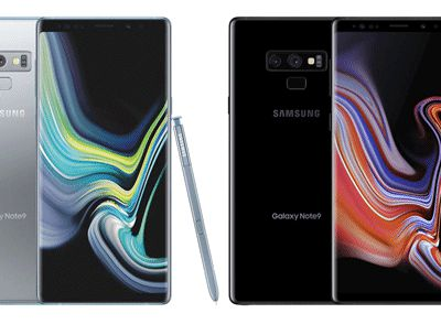 Galaxy Note 9 : Plus d'un million de Phablettes vendues en Corée du Sud