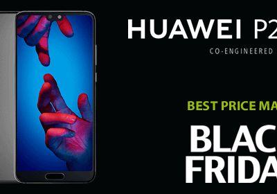 Baisse des prix du Huawei P20 en France pour le Black Friday