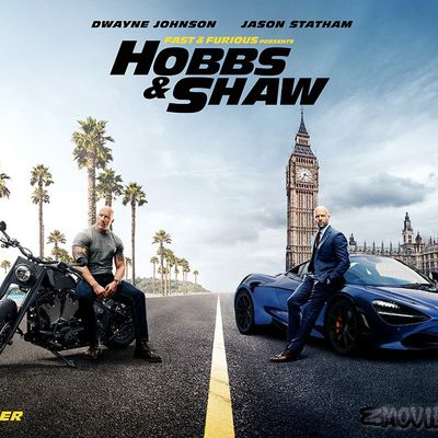 Ver Fast and Furious Hobbs and Shaw 2019
