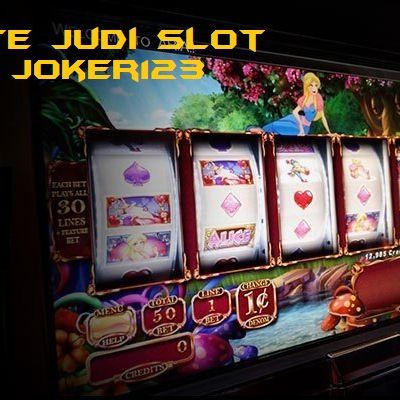 Website Judi Slot Online Joker123