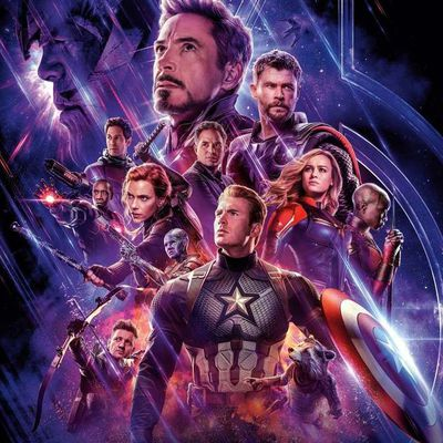 Avengers: Endgame 2019 Peliculas Zmovie