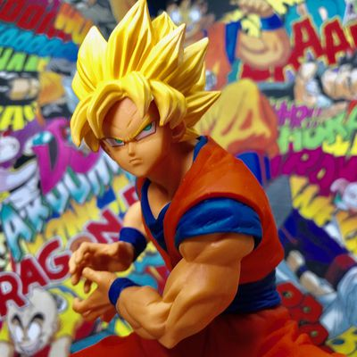 Absolute Perfection Figure Son Goku