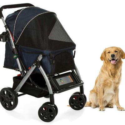 Get the Best Pet Stroller for Your Doggie
