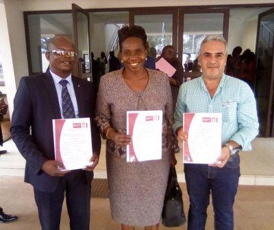 Economie :  Trois Sociétés centrafricaines reçoivent la certification  aux normes ISO 22000.