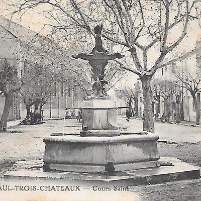 Court Saint à Saint-Paul-Trois-Châteaux (N°228)