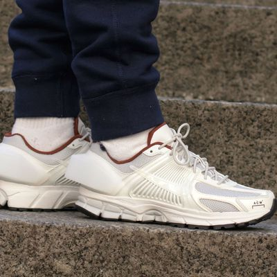 A-COLD-WALL* x Nike Zoom Vomero +5 White