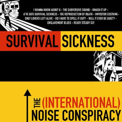 The (International) Noise Conspiracy - Survival Sickness (2000) 20 years!