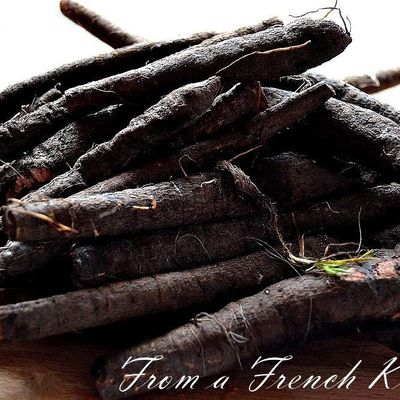 What is Black Salsify - scorzonera - scorsonère