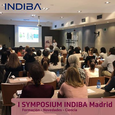 Symposium INDIBA Deep Beauty à Madrid