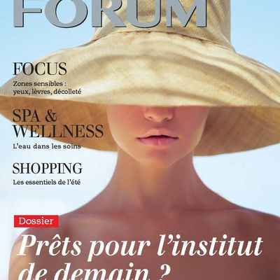 INDIBA dans Beauty Forum Magazine