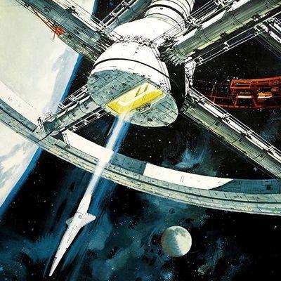 2001, l'odyssée de l'espace, le livre et le film