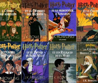 Univers Harry Potter, livres et films