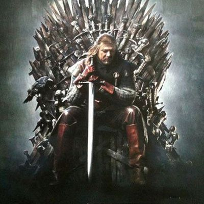 Game of Thrones saison 1, le Trône de Fer