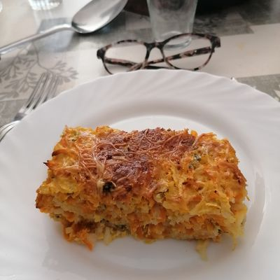 COURGETTINE REVISITEE