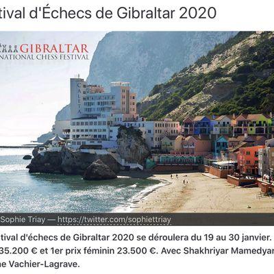 Gibraltar, le tournoi le plus coooool de l' année