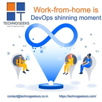 Work from home is DevOps shining moment